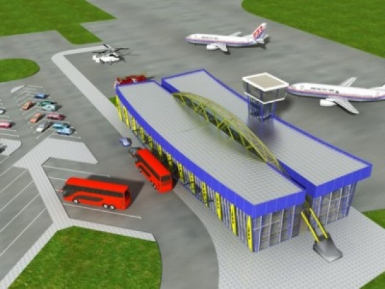 New Airport Planned For Pirin